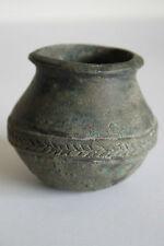 ANCIENT ROMAN BRONZE BALSAMARIUM 1/2nd CENTURY AD