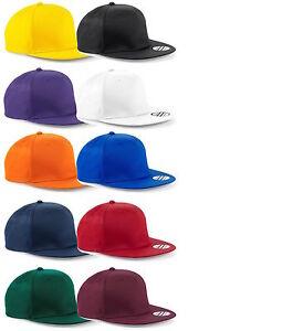 RED BLUE ORANGE WHITE BLACK Cotton Twill Hat 5 Panel Rapper Baseball Cap Hat