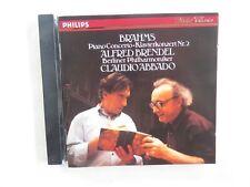BRAHMS - Piano Concerto 2 (1992) - CD Album - Alfred Brendel/Claudio Abbado