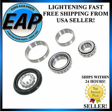 For VW Golf Jetta Cabrio Rabbit Corrado Passat Rear Wheel Bearing Kit W/ Nut NEW