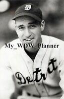 Vintage Photo 50 - Detroit Tigers - Jack Burns