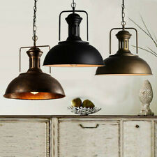 Vintage Pendant Light Large Chandelier Lighting Bar Lamp Bedroom Ceiling Lights