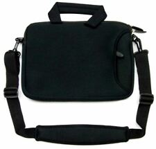 """LUXBURG 14"""" Inches Design Laptop Sleeve With Shoulder Strap & handle #BA"""
