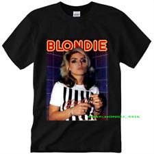 Debbie Harry Blondie Singer Rock Pop Disco Music Unisex T-shirt Size S-3XL