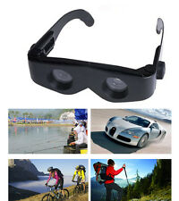 High Quality Adjustable Focus Fishing Glasses Telescope Magnifier Binoculars