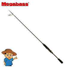"Megabass SILVER SHADOW SS-72MLS Medium Light 7'2"" fishing spinning rod pole"