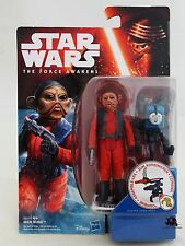 Figurine Hasbro STAR WARS The Force awakens NIEN NUNB Squad leader Figure