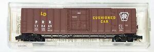 Kadee N Scale 27170 50' Rib Side Plug Door Boxcar # 112465 Pennsylvania (335)