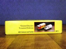 CORGI - United Dairies D67/1 AEC Cabover & Tanker Limited edition #3864 of 7500