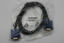 VGA 15-pin, male-to-male cable, Lot of 3