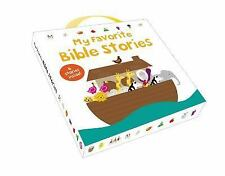 Bible Stories: My Favorite Bible Stories by Roger Priddy (2015, Picture Book)