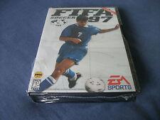 FIFA 97 SIGILLATO Nuovo di zecca fabbrica locale Mega Drive Megadrive Retrò (MD)