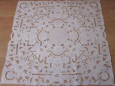 Handarbeiten Für Elise Richelieu  Decken: 85x85cm & Tischsband 25x160cm