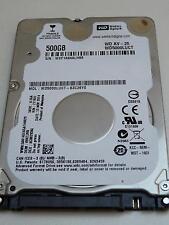 "Western Digital WD5000LUCT 500GB AV-25 5400RPM SATA 2.5"" Internal Hard Drive H89"