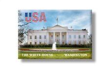 Washington Weißes Haus Foto Magnet Amerika USA Souvenir Fridge