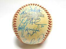 JSA Greg Maddux Tom Glavine 2000 Atlanta Braves TEAM Signed Ball