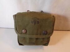 Vietnam Era US Army Military Field Gear Combat Medic kit First Aid Bag Full 1967
