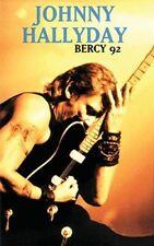 "DVD ""Johnny Hallyday : Bercy 92"" NUEVO EN BLÍSTER"