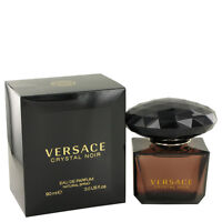 Crystal Noir Perfume By VERSACE FOR WOMEN 3 oz Eau De Parfum Spray 420446