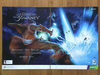 Fable: The Journey Xbox 360 2012 Vintage Print Ad/Poster Official Art Promo Rare