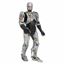 7inches Robocop Action Figure Battle Damaged Ver. Model Toys Collections