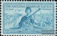 EEUU 636 (edición completa) nuevo 1953 La Guardia Nacional