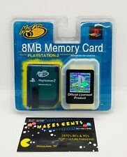 Mad Catz 8MB MagicGate Memory Card for PlayStation 2 PS2
