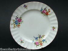 Royal Worcester Roanoke Ivory Pattern Large Side or Bread Size Plate 18cm Dia