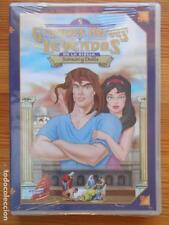 DVD GRANDES HEROES Y LEYENDAS DE LA BIBLIA 5 - SANSON Y DALILA - NUEVA (5F5)