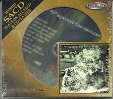 Rage Against the Machine ibrido-SACD audio Fidelity NUOVO OVP SEALED LIMITED EDIT.