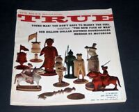TRUE MAGAZINE MAY 1965 CHESS PIECES