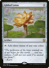 Gilded Lotus Dominaria NM Artifact Rare MAGIC THE GATHERING MTG CARD ABUGames