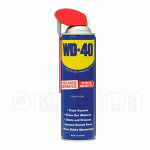 Wd-40 Lubricant Multi-Use Product Lubricates With Smart Straw 350g/429ml
