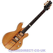 SHINE SIL604 Electric Guitar Mahogany Les Paul Type Tune O Matic Wooden RRP £449