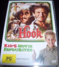Hook (Robin Williams/Dustin Hoffman) (Australia Region 4) 4 DVD – Like New