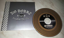 CD NO DOUBT - EVERYTHING IN TIME - B-SIDES - RARITIES - REMIXES