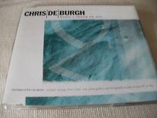CHRIS DE BURGH - WHEN I THINK OF YOU - UK CD SINGLE