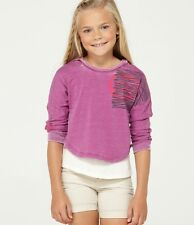 Roxy Kids Slide Wild Sweaters Hoodie