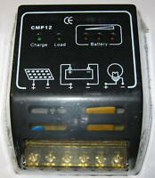 Solar Regulator  - 10 Amp - 12 Volt -  Solar Controller - Suunny CMP12