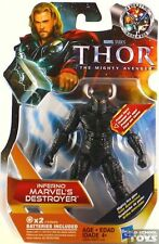 Marvel thor the mighty avenger-inferno de Marvel destroyer figure-neuf
