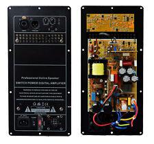 350 watt rms/8 OHM aktiv verstärker PA subwoofer MODUL endstufen  digital b-ware