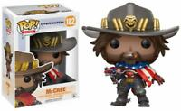 Overwatch McCree Pop! USA Figurine 9 cm Funko