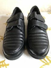 Clifford James Boys School Leather Shoes Size 7