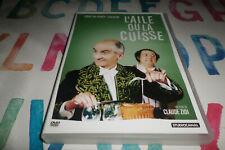 DVD - L AILE OU LA CUISSE / LOUIS DE FUNES COLUCHE / DVD