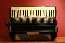 Hohner Verdi III M Akkordeon, sehr guter Zustand, inkl. Koffer + Origin. Werbung
