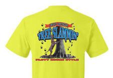 T-shirt Shirt Hound Coon Hunter Hunting Coonhound Dog Slammin Plott Adult Youth