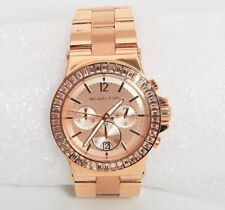 9d968b3e9b63 Pre-Owned Authentic MICHAEL KORS MK5412W Women s Bel Aire Rose Gold-tone  Watch