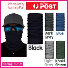 Bandana Head Scarf Face mask Shield Neck Tube Headwear Fishing Neck Gaiter