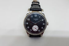 RARE LARGE OVER SIZE 50'S LONGINES SUB SECOND MANUAL WIND MAN'S WATCH