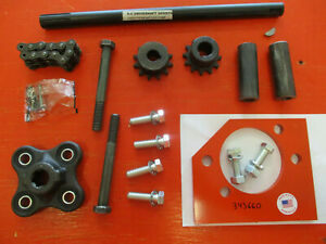 Allis-Chalmers D14 D17 D15d Tractor Front Hydraulic Pump Mounting Kit